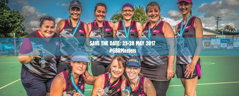 Great Barrier Reef Masters Games 2017 - Cairns Events